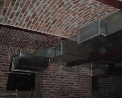 Diskoteka u Brusu - Izrada klimatizacionog i ventilacionog sistema