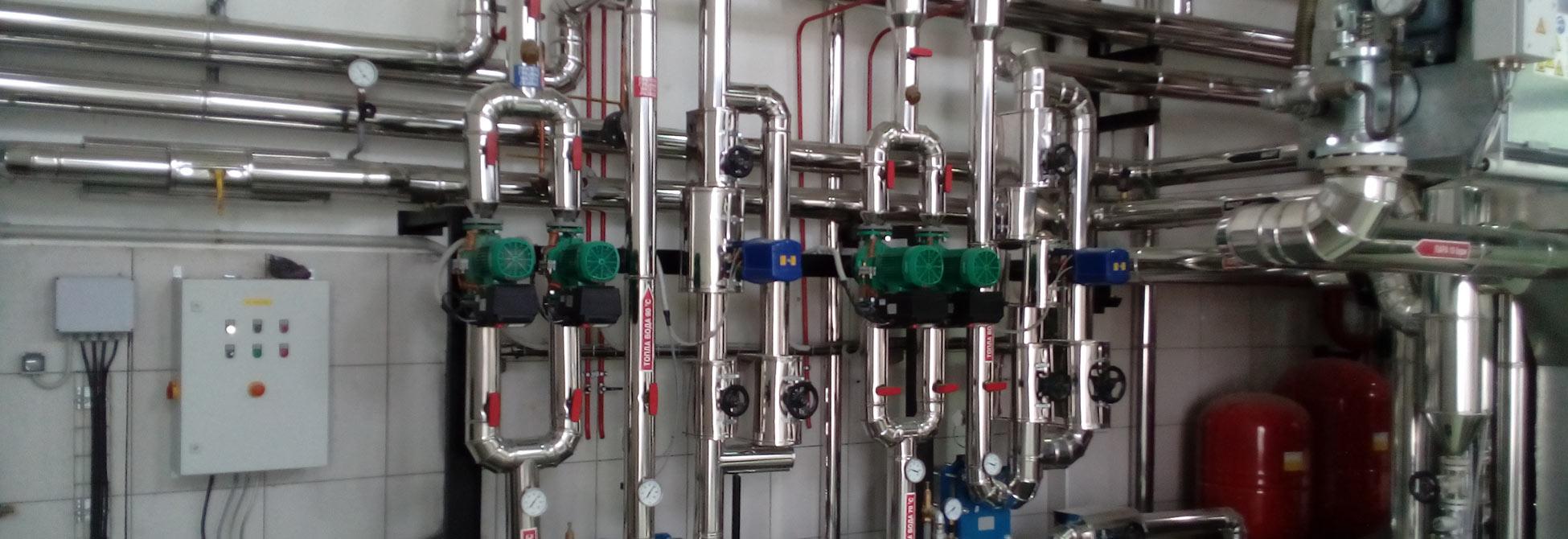 Ventilacione pumpe i kanali